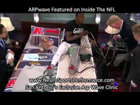 Neuro Sports Performance and Rehab - ARPwave featured on Inside the NFL