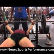 Neuro Sports Performance and Rehab - Collegiate Powerlifter, Cheyanne Liles from Texas A&M
