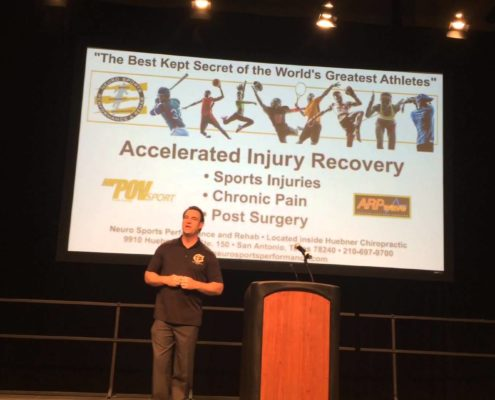 Neuro Sports Performance and Rehab - Elite Athletes Injury Recovery Secrets Revealed