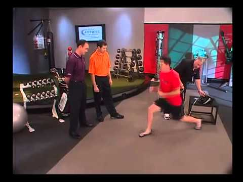 Neuro Sports Performance and Rehab - Total Golf Fitness Part 2