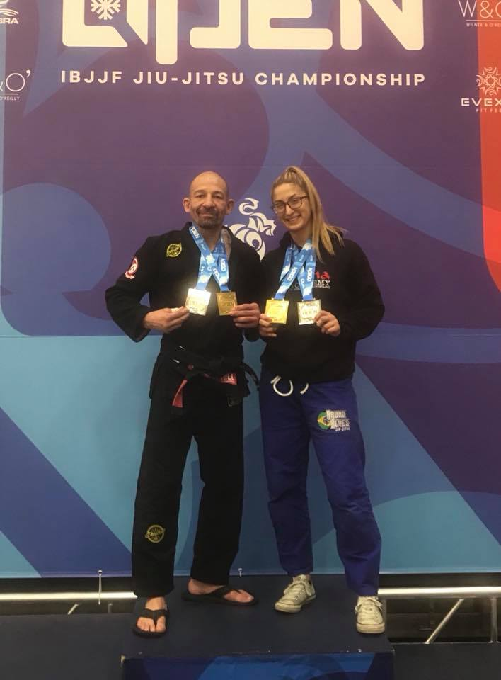 Arpwave Helps Gabe Overcome Shoulder Injury To Win Gold