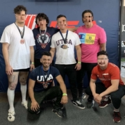 UTSA Power Lifting Team